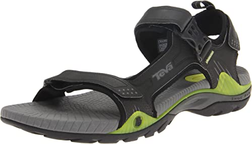 Teva 4155, sandaal hakbandje voor heren 23 EU: Amazon.nl