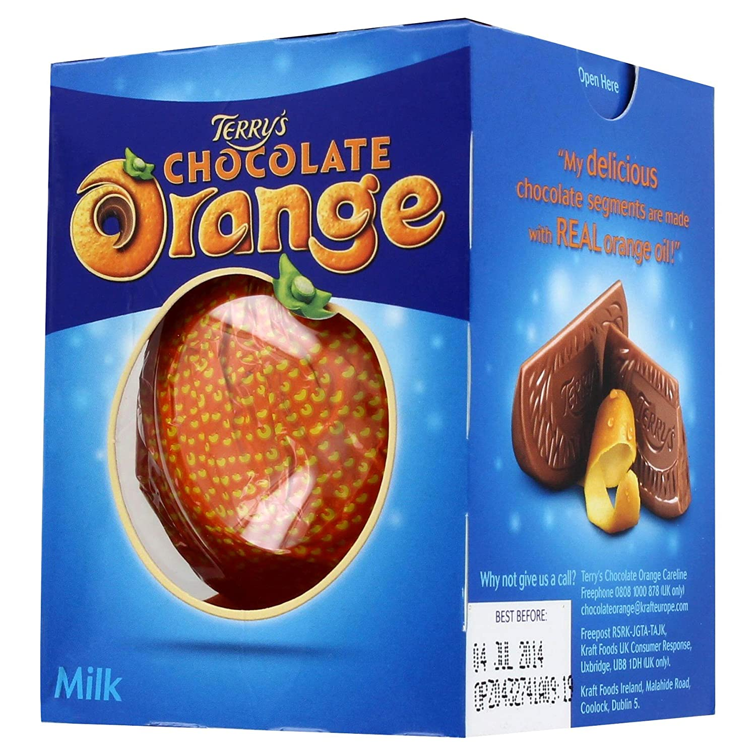 Terrys Chocolate Orange Milk G Amazoncouk Grocery - Delicious chocolates crafted japanese words texture