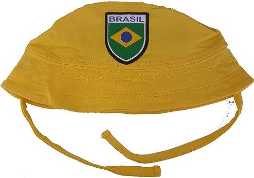 HM Sombrero Gorro de bebé, Niña Niño Brasil: Amazon.es: Ropa y ...