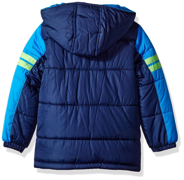469c7863df25 Amazon.com  iXtreme Boys Colorblock Active Puffer  Clothing