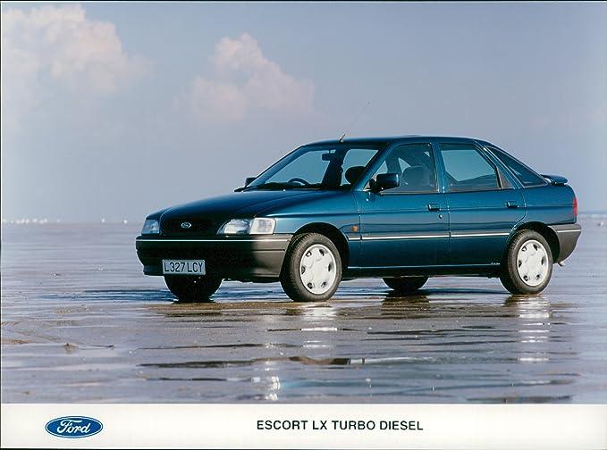 Vintage photo of Ford Escort LX Turbo Diesel