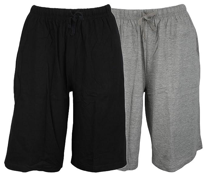 Tom Franks kurze Pyjamahose 2 Stück