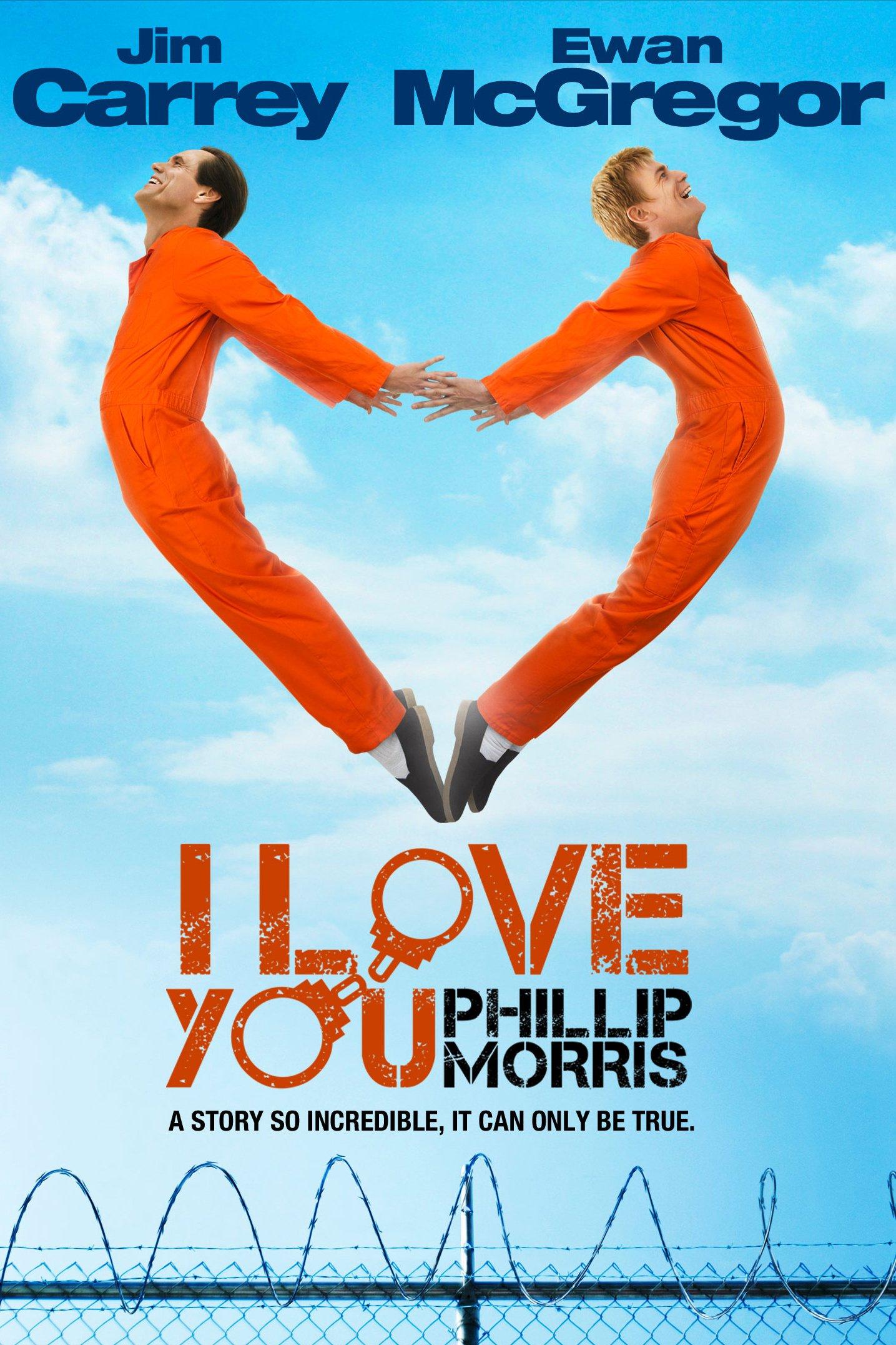 Amazon Com I Love You Phillip Morris Jim Carrey Ewan Mcgregor