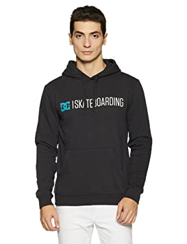 DC Shoes Minimal - Sudadera para Hombre, Hombre, Minimal Ph, Negro, Medium: DC Shoes: Amazon.es: Deportes y aire libre