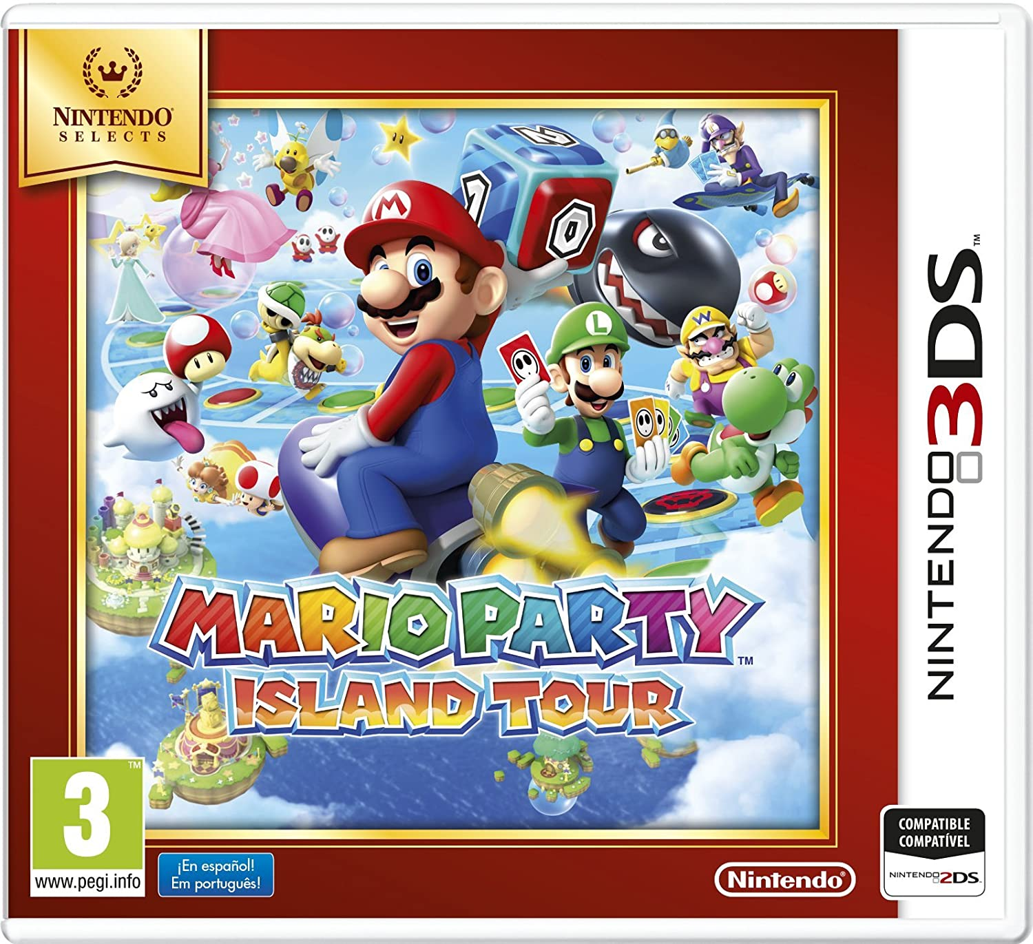Mario Party Island Tour Amazon Es Videojuegos