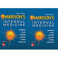 Harrison's Principles of Internal Medicine - 20th Edition: - Volume I & Volume II