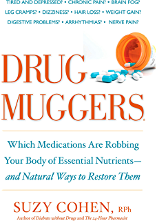 Amazon diabetes without drugs the 5 step program to control drug muggers which medications are robbing your body of essential nutrients and natural ways fandeluxe Gallery