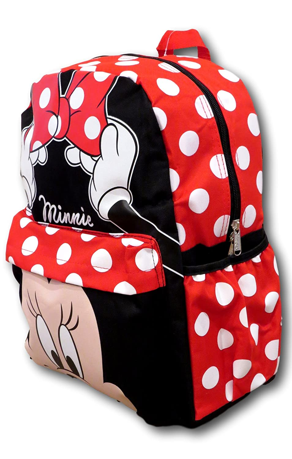 Amazon.com | Disney Minnie Mouse Polka Dot Big Face 16