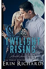 Twilight Rising (Psychic Justice Book 2) Kindle Edition