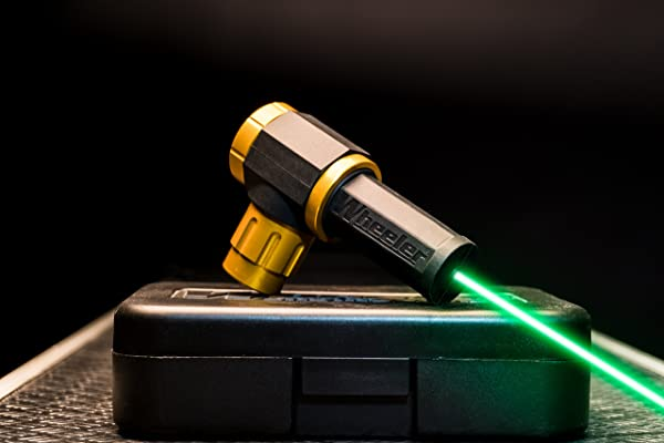 green laser bore sighter