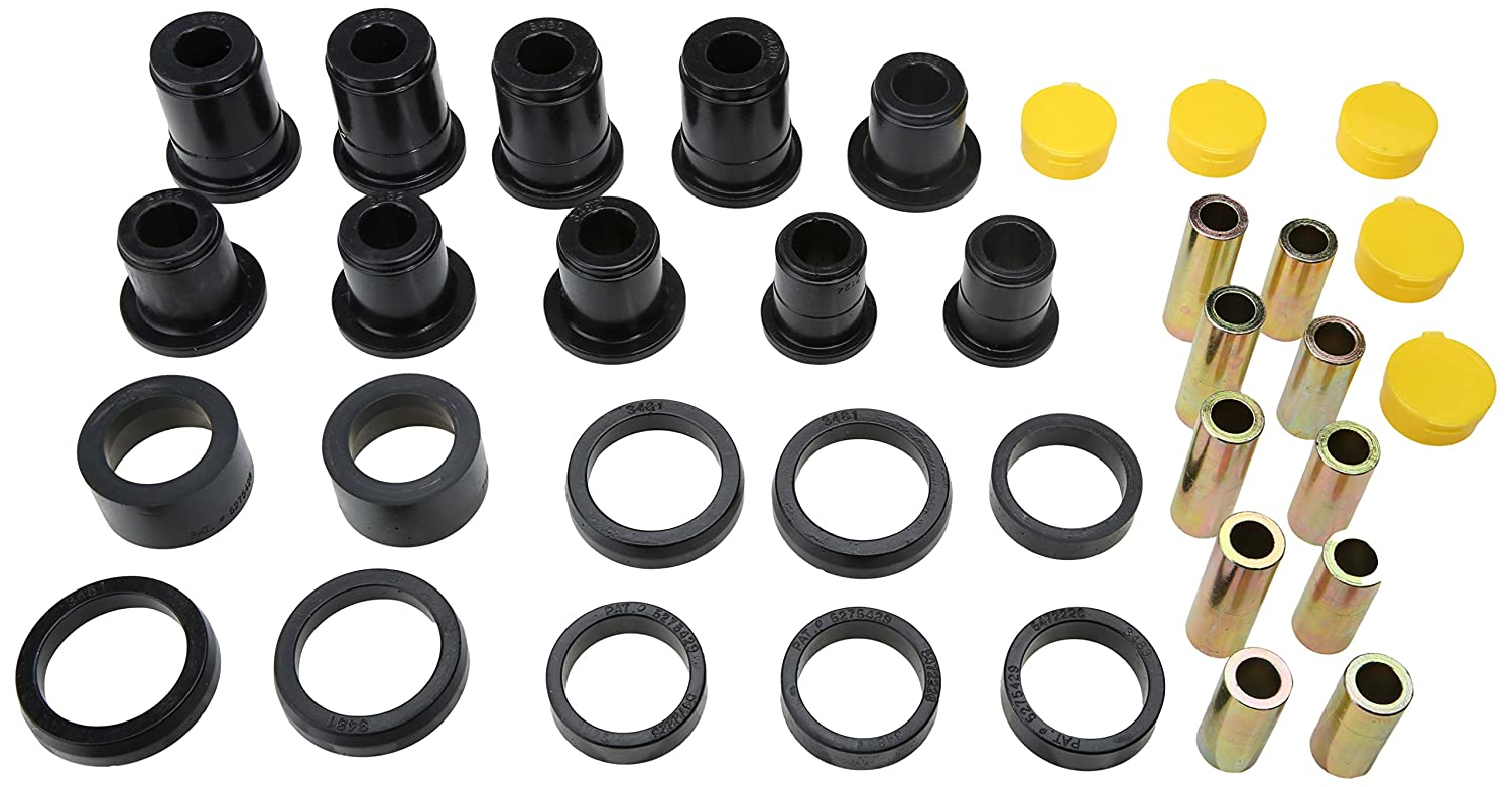 Energy Suspension (3.3194G) Control Arm Bushing Set, Rear