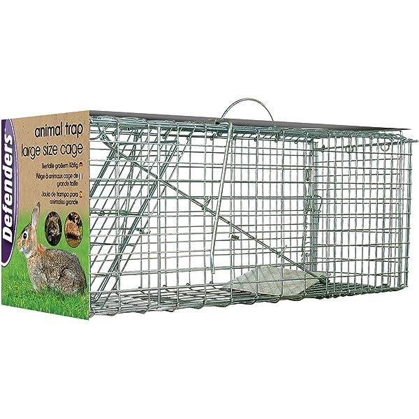 FINCA CASAREJO Tubo de Captura para Conejos. Trampa para Conejos ...