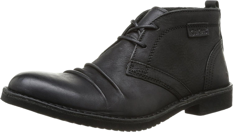 Kickers Jecho2, Zapatos de Cordones para Hombre