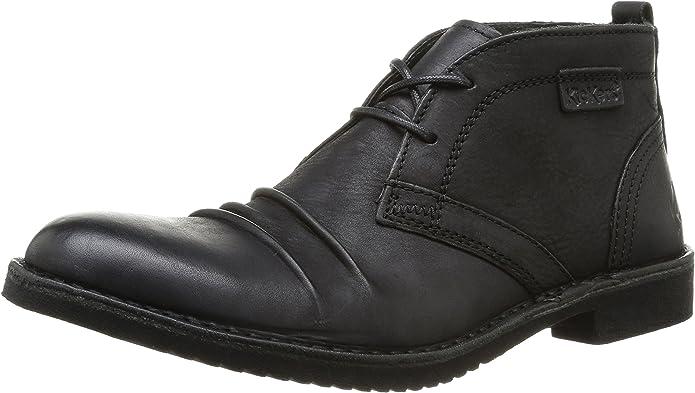 TALLA 44 EU. Kickers Jecho2, Zapatos de Cordones para Hombre