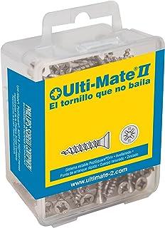 Ulti-Mat II B30012L Lot de vis à bois, B35025L