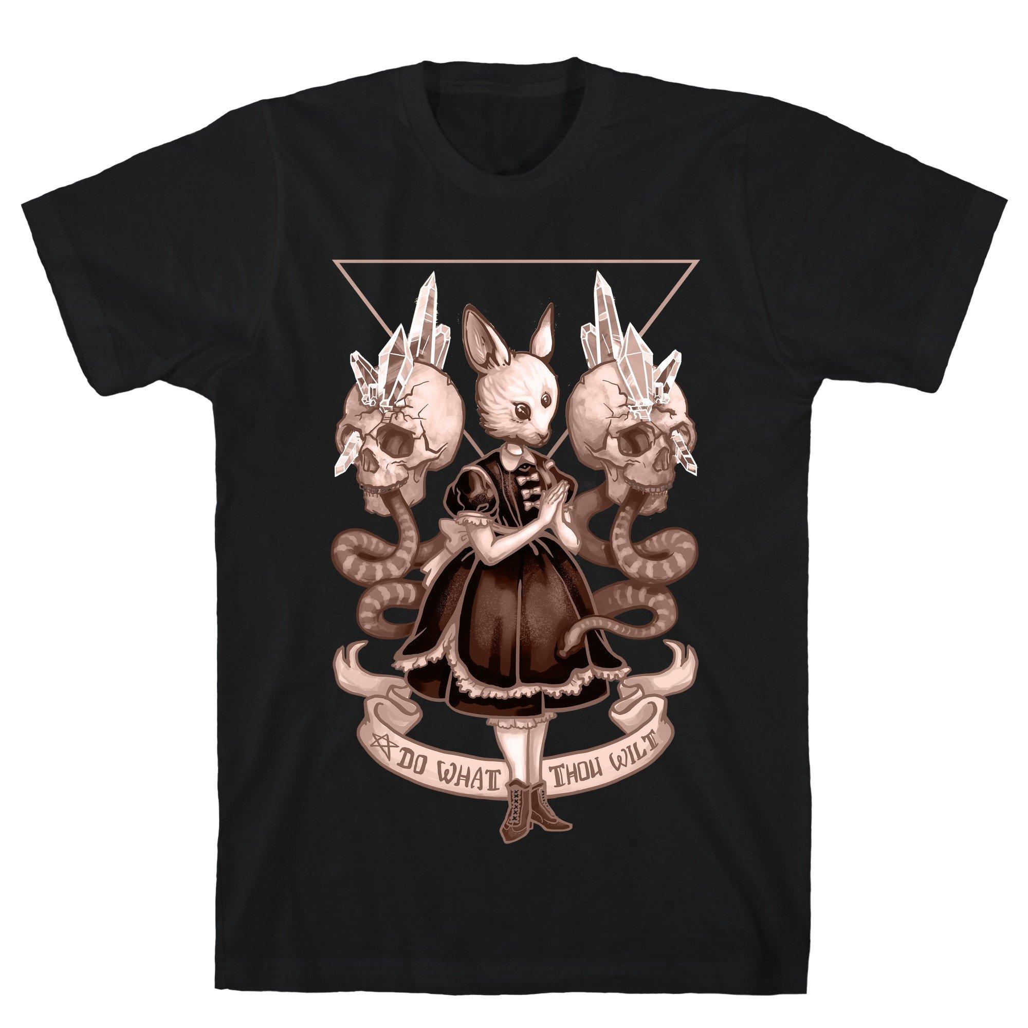 Do What Thou Wilt Black S Ts Shirts