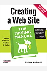 Creating a Web Site: The Missing Manual: The Missing Manual Kindle Edition