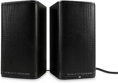 HP 2.0 S5000 - Altavoces para ordenador de color Negro (PC, Mesa ...