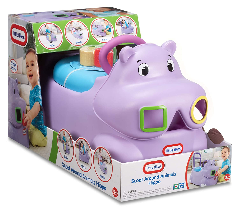 Little Tikes andador - correpasillos 3 en1 hipopótamo: Amazon.es ...