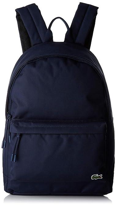 dafaa0230b Lacoste homme Nh2677ne Sac a dos Bleu (Peacoat): Amazon.fr: Chaussures et  Sacs