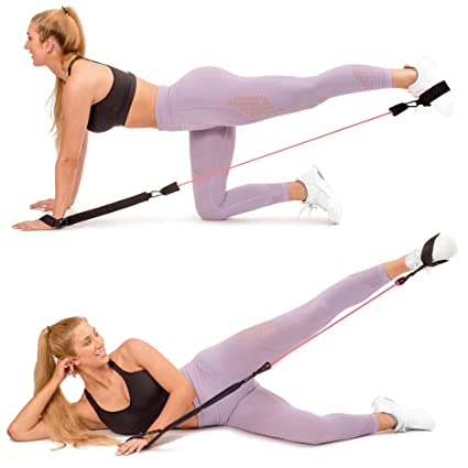 ba1f4dcf0f1 BOOTY BOOSTER  Booty Workout System. Butt Lift Exercise Equipment to Build