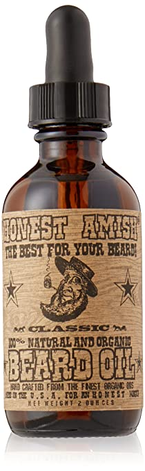 Best Beard Oil - Honest Amish Beard Oil Review