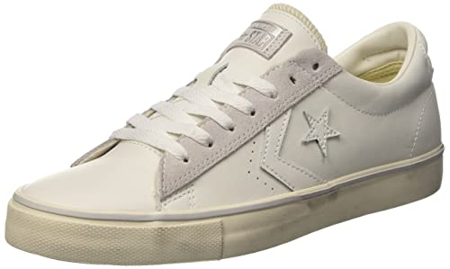 converse leather uomo