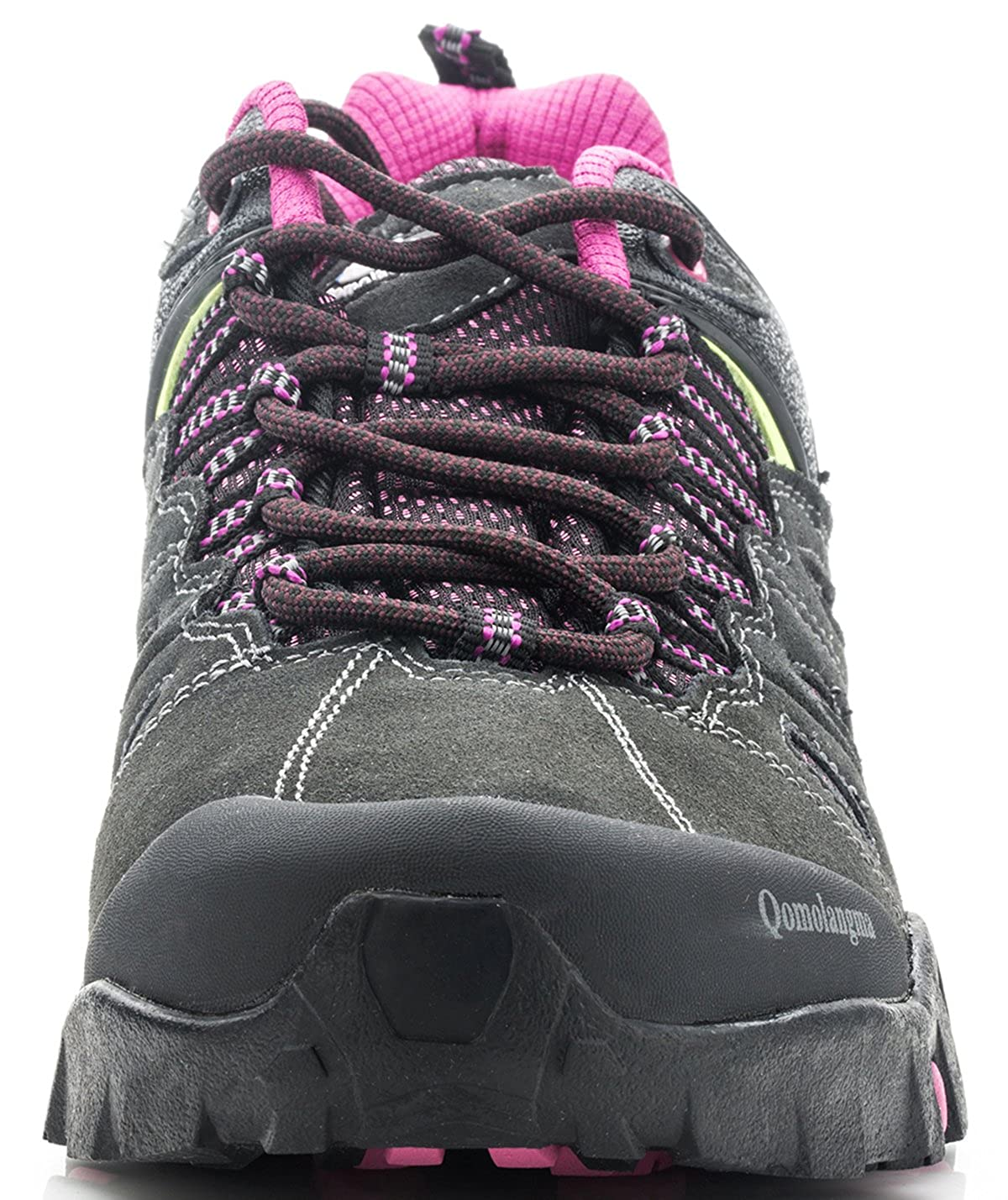Qomolangma Women's girl's Lightweight Breathable Casual Outdoor sport  Hiking Shoes Lace Up: Amazon.ca: Shoes & Handbags