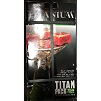 Titanium Hookah Coals 324 Count (3 Kilograms) Jumbo BOX