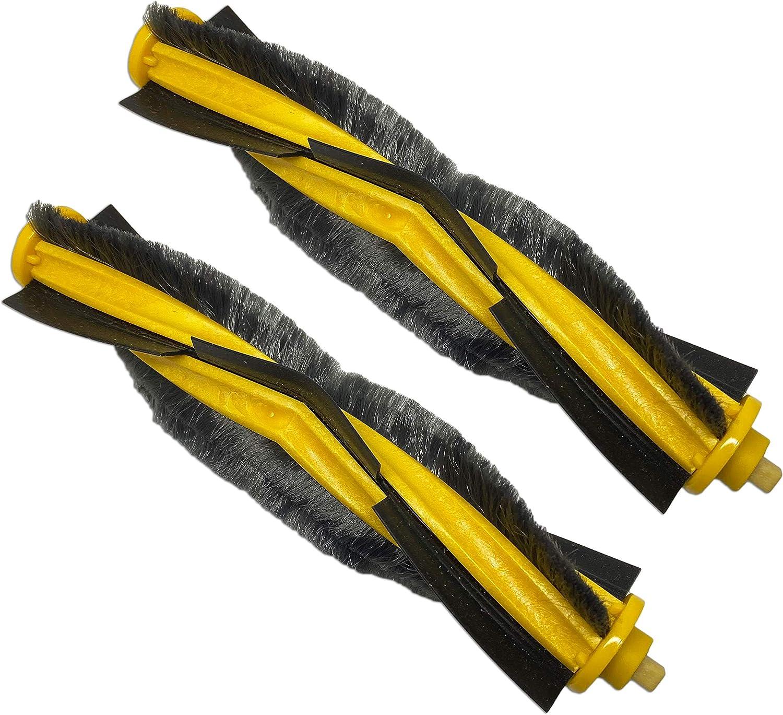 2 Rodillos de repuesto para DEEBOT OZMO 920, 950, T5, T8