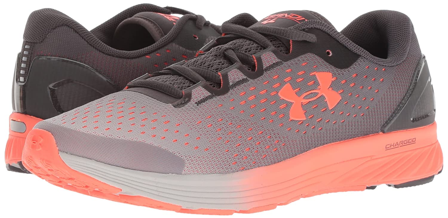 Under Armour Running Women's Charged Bandit 4 Running Armour Shoe B076S521Z8 6.5 M US|Ghost Gray (101)/Charcoal 58ddf1
