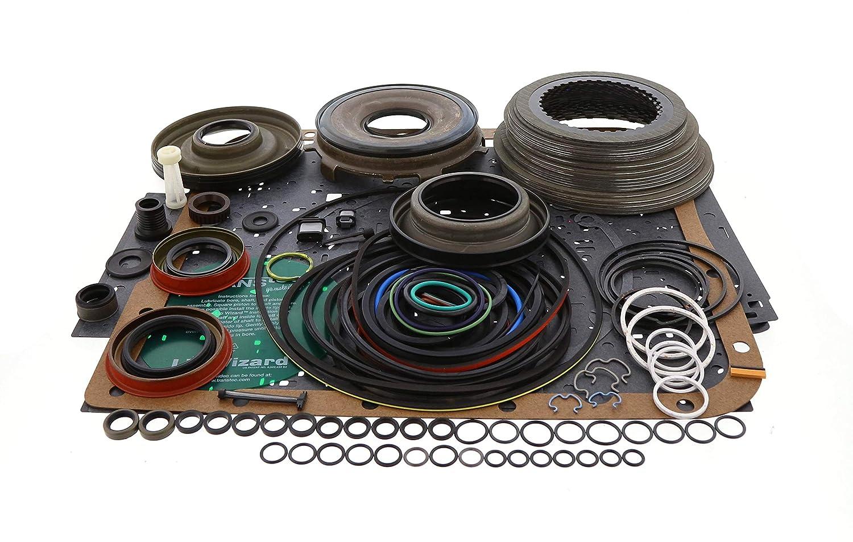 Amazon com: Chevy 4L60E Transmission Alto Less Steel Rebuild Kit