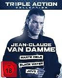 Jean-Claude Van Damme Triple Action Collection