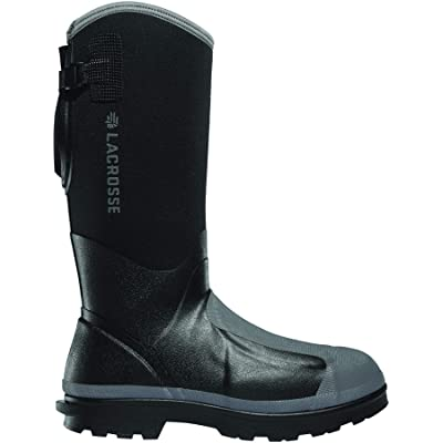 "Lacrosse Men's Alpha Range 14"" 5.0MM MET/PR/NMT Boot 