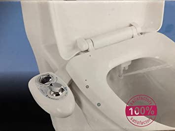Bidet Washlet Toilet Attachment Improve Your Hygiene Easy To Install Single Nozzle Right Hand Amazon Co Uk Diy Tools