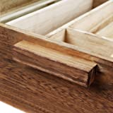 Ikee Design Wooden Jewelry Box, Cosmetic Organizer