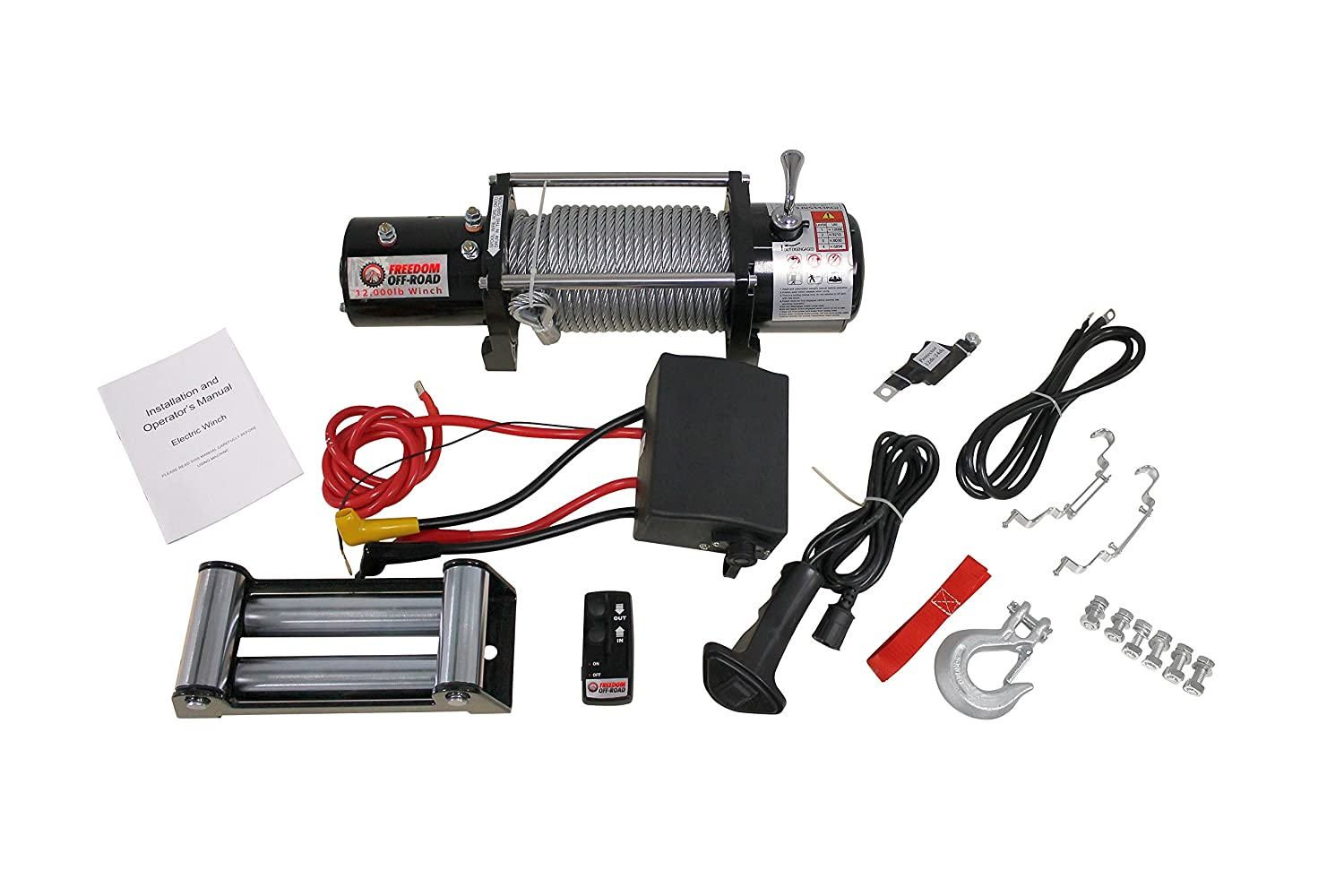 Ironman Winch Wiring Diagram Auto Electrical 10 000 Lb Warn Wireless Light Schematic Industries