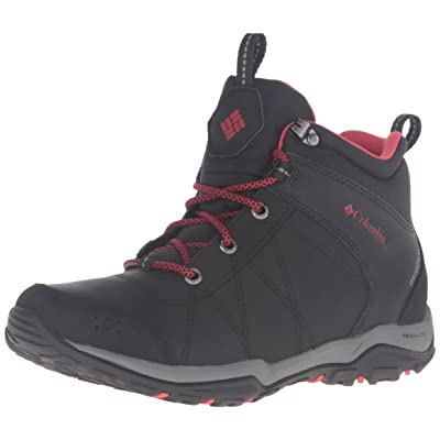 Columbia Women's Fire Venture Mid Waterproof hiking Boot | Hiking Boots
