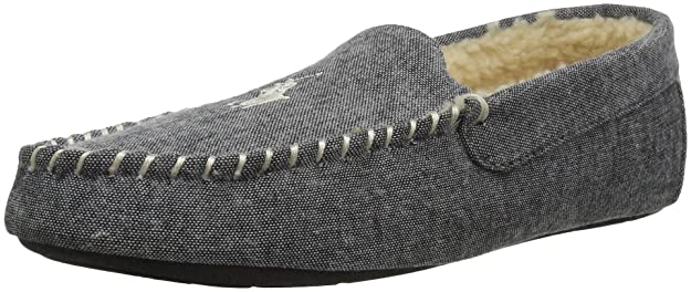 Amazon.com | Ralph Lauren Mens Polo Dezi Ii Venetian Moccasin Slip | Loafers & Slip-Ons