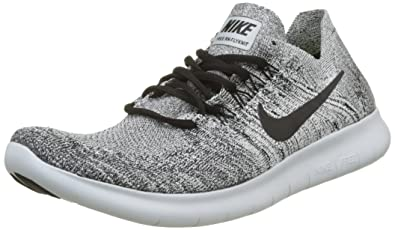dff8ae26658d NIKE Men s Free Rn Flyknit 2017 Training Shoes  Amazon.co.uk  Shoes ...