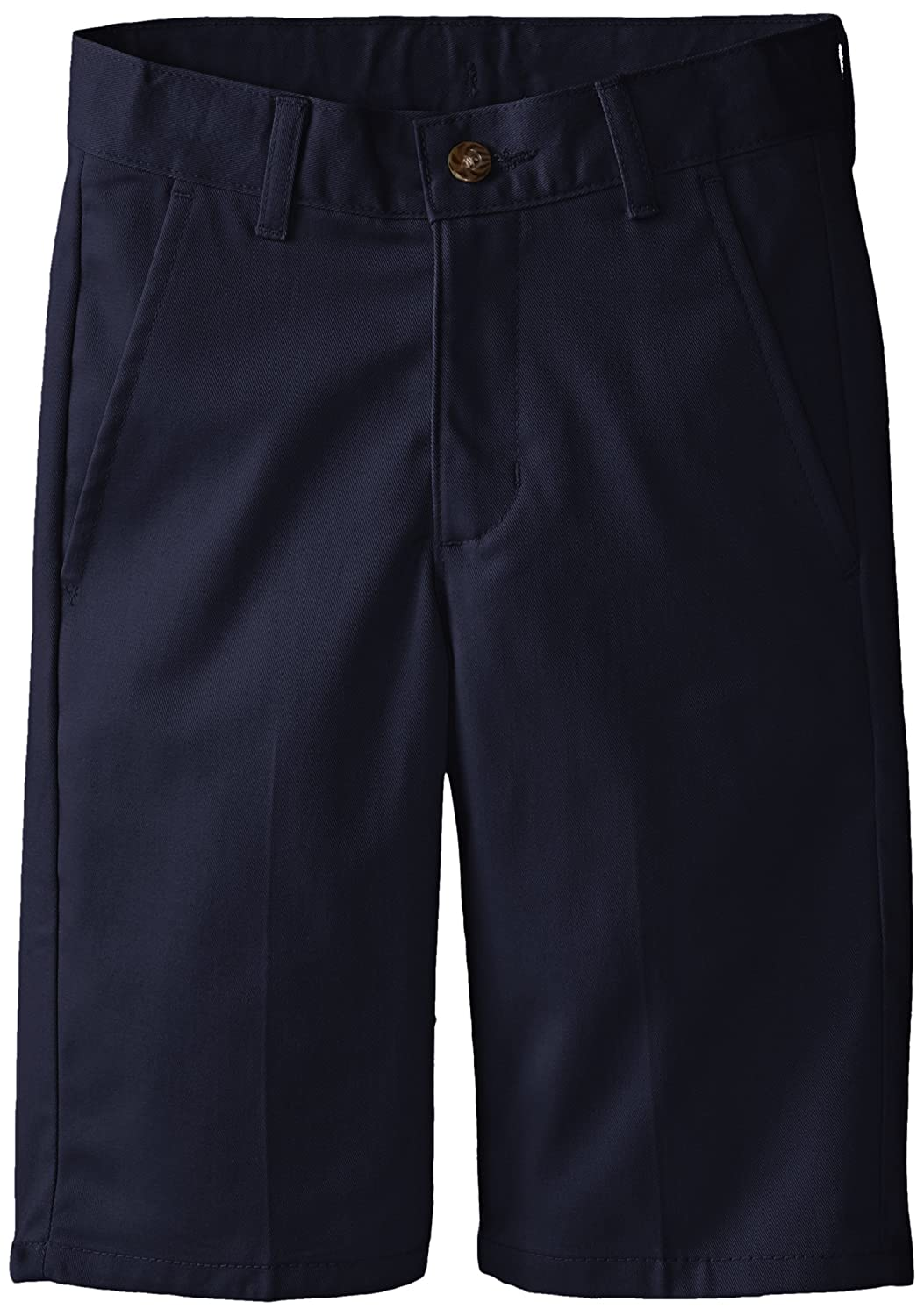 Izod Boys' Flat Front Uniform Short Izod Boys 8-20 Z861013P