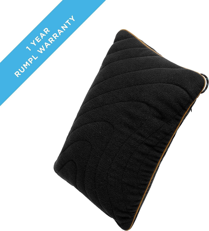| Rumpl Stuffable Fleece PillowcaseUltra Soft Fleece Pillow for Traveling