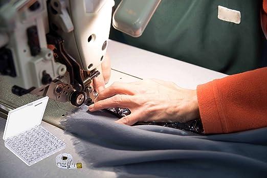 Paxcoo - Estuche con 72 carretes para máquina de coser Brother ...