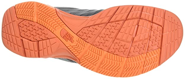 Amazon.com | The North Face Mens Litewave Ampere II Hiking Shoes (8.5 D(M) US, Dark Gull Grey/Exuberance) | Shoes