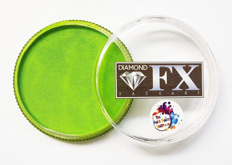 45 g bleu Diamond FX peinture n/éon visage