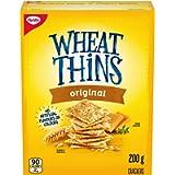 Wheat Thins Original Crackers, 200g