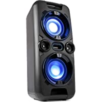 Blaupunkt Party-luidspreker PS 1000, luidspreker met Bluetooth, muzieksysteem met geïntegreerde accu, AUX-IN, FM-PLL…