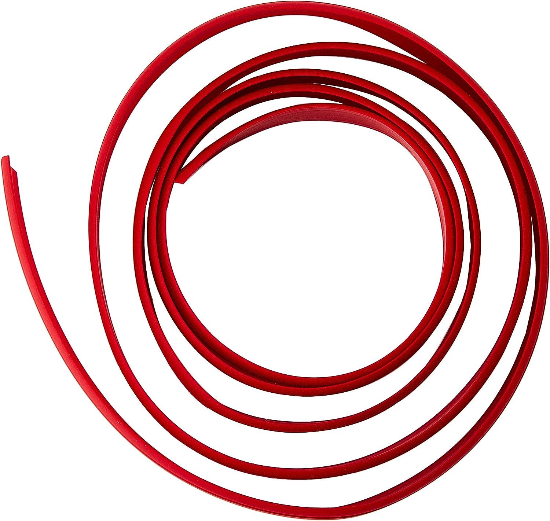 Leistenfüller Uni Rot Eriba 12mm Breit Auto