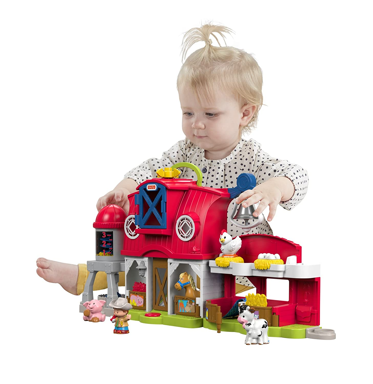 Mattel Fisher-Price fkd14 – Little People Granja