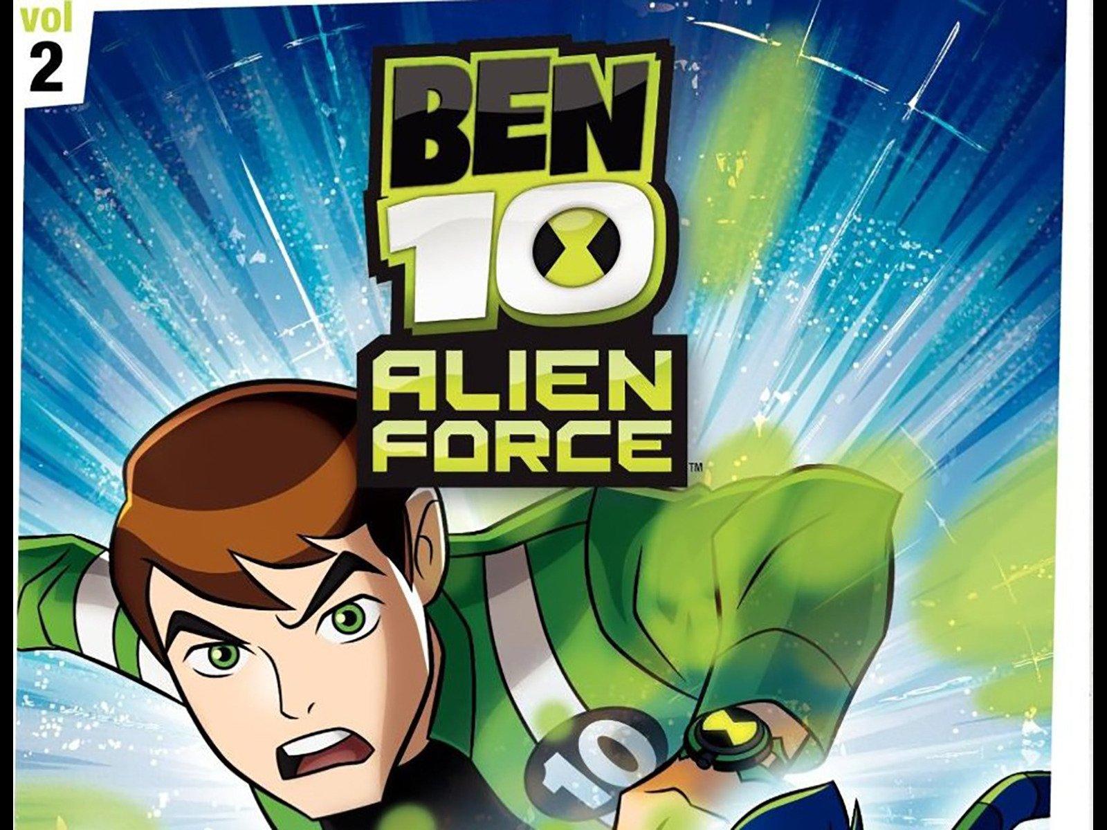 Watch Ben 10 Alien Force Season 2 Prime Video